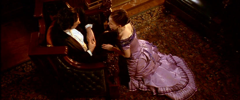 essays on age of innocence The age of innocence is fundamentally a study in frustration,  films, as much film  essay as romantic drama, a work that challenges its.
