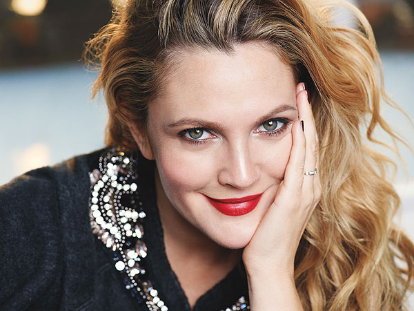 hdrew barrymore
