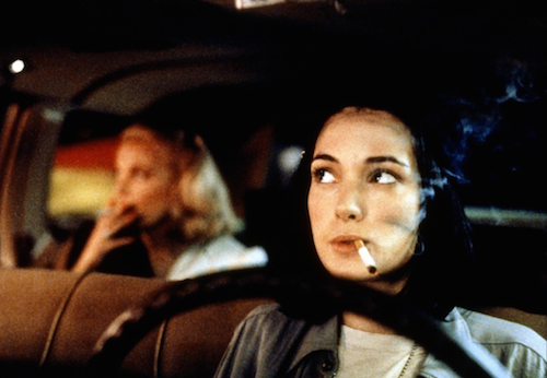 Corky rolü özellikle kendisi için yazılan Winona Ryder'ın tatlılığı...