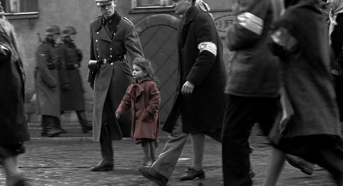 an essay on schindlers list