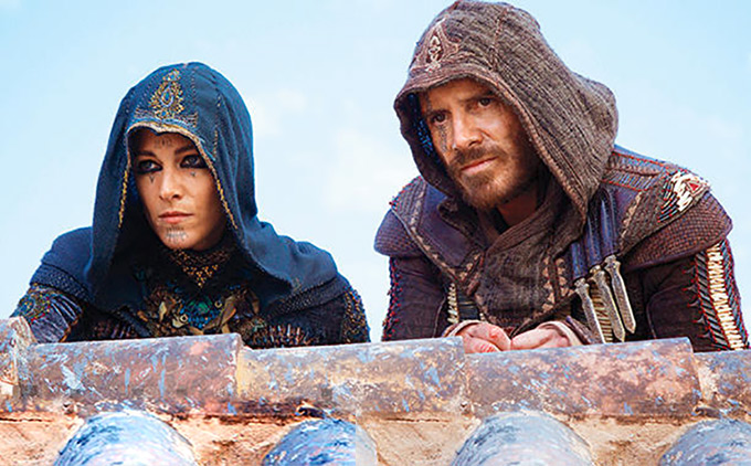 "24. ""Assassin's Creed"""