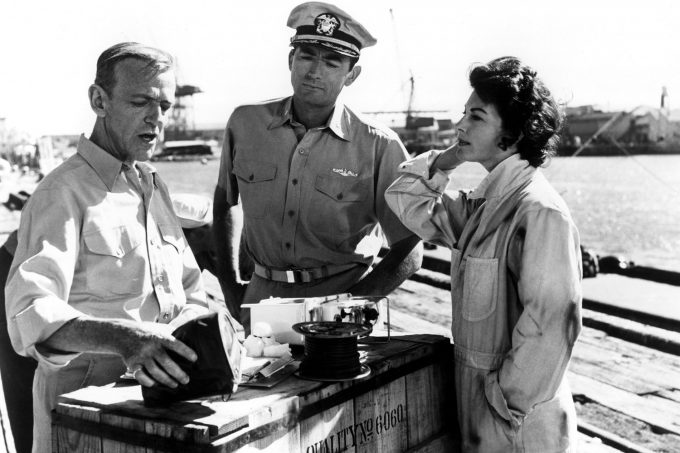 ON THE BEACH Fred Astaire, Gregory Peck, Ava Gardner, 1959