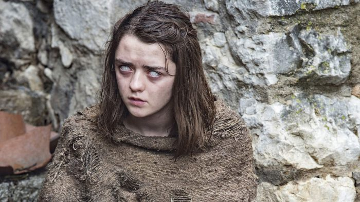 Arya Stark Game of Thrones 6