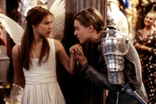 Claire Danes ve Leonardo DiCaprio