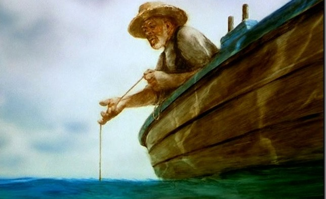 Old Man and The Sea (2)