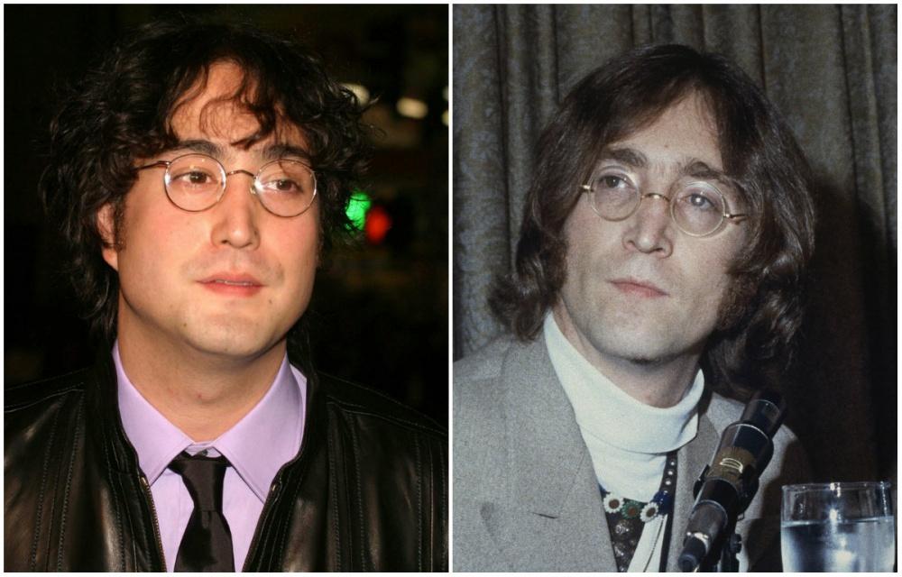 Sean Lennon ve John Lennon