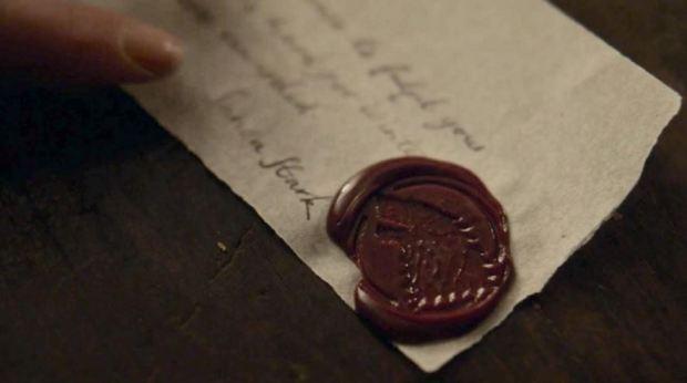 Game Of Thrones'deki Mektubun Sırrı Çözüldü