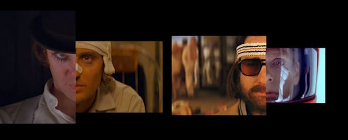 Kubrick wes Anderson