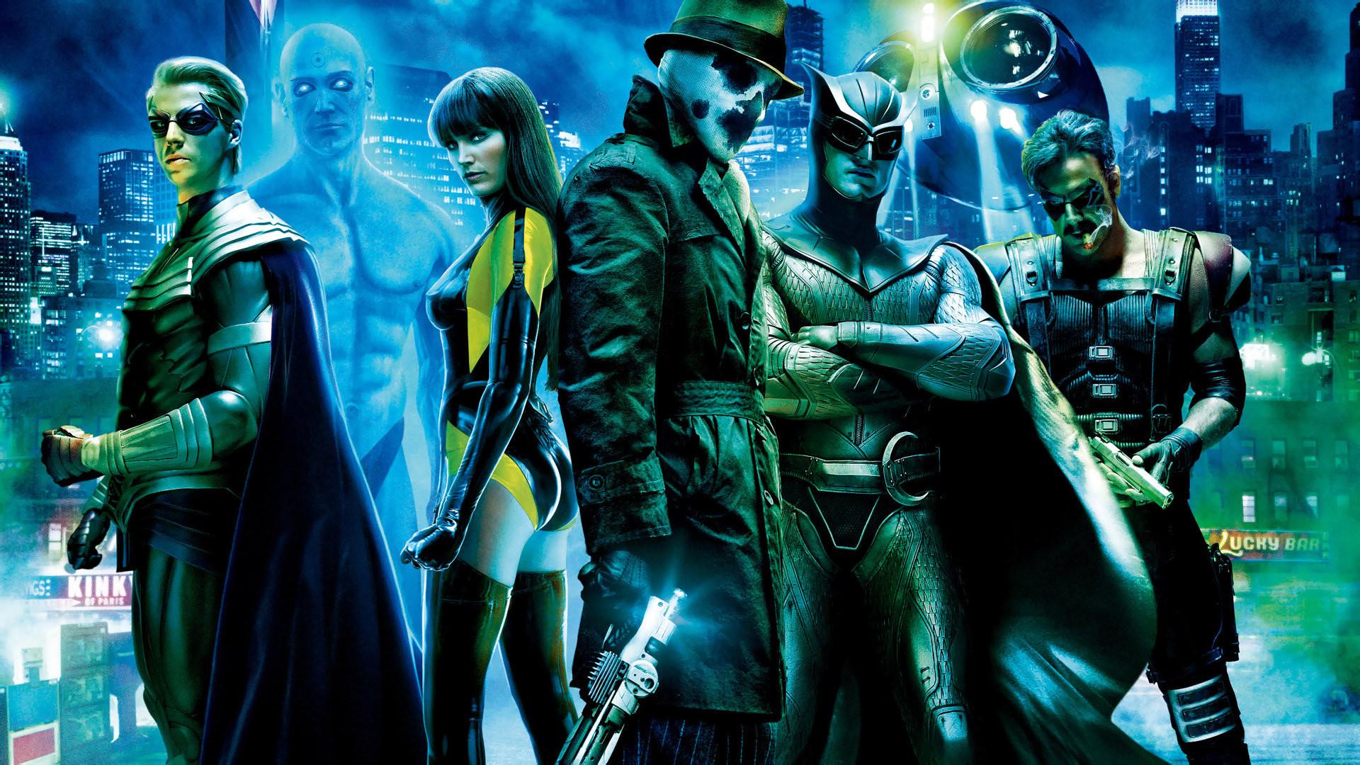 Watchmen Serisinin Çekimleri Başladı