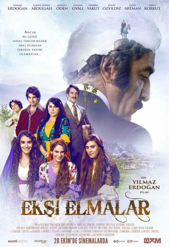 Filmden yayınlanan resmi afiş