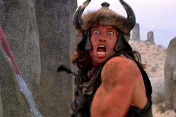 Barbar Conan Conan the Barbarian (1982)