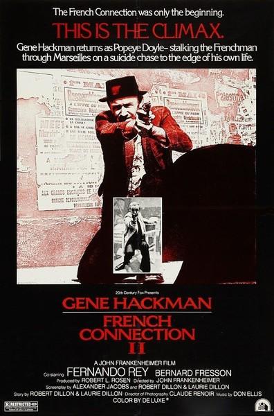 Yönetmen: John Frankenheimer Orijinal Film: The French Connection (1971)