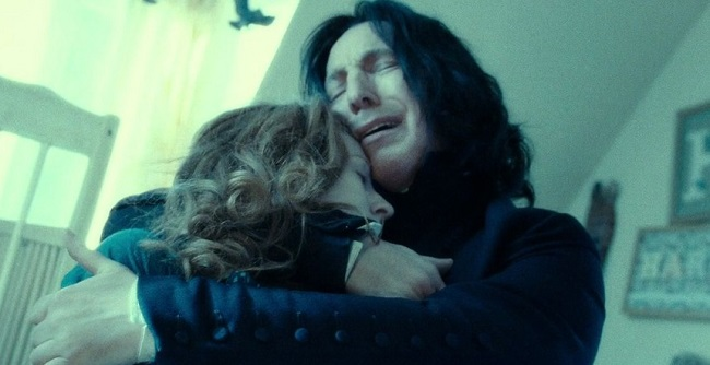 snape-lily