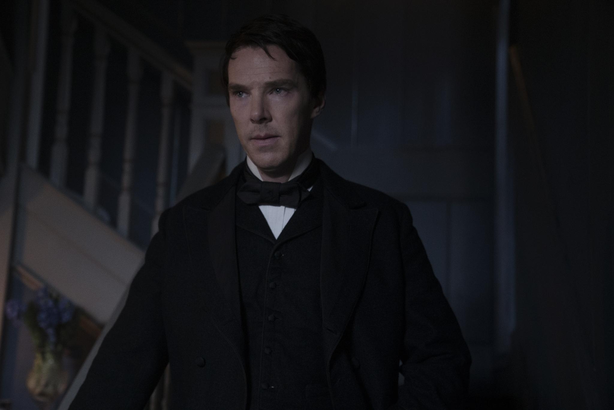 Benedict Cumberbatch'in Thomas Edison Olduğu İlk Görsel