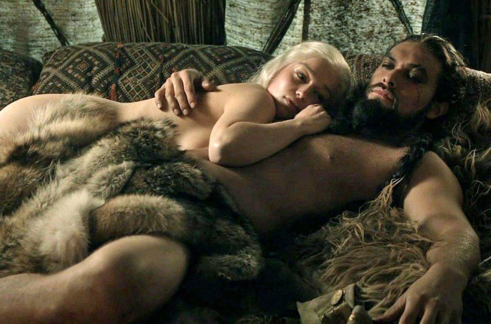 Game of Thrones'un En Sıcak Sahneleri (+18)