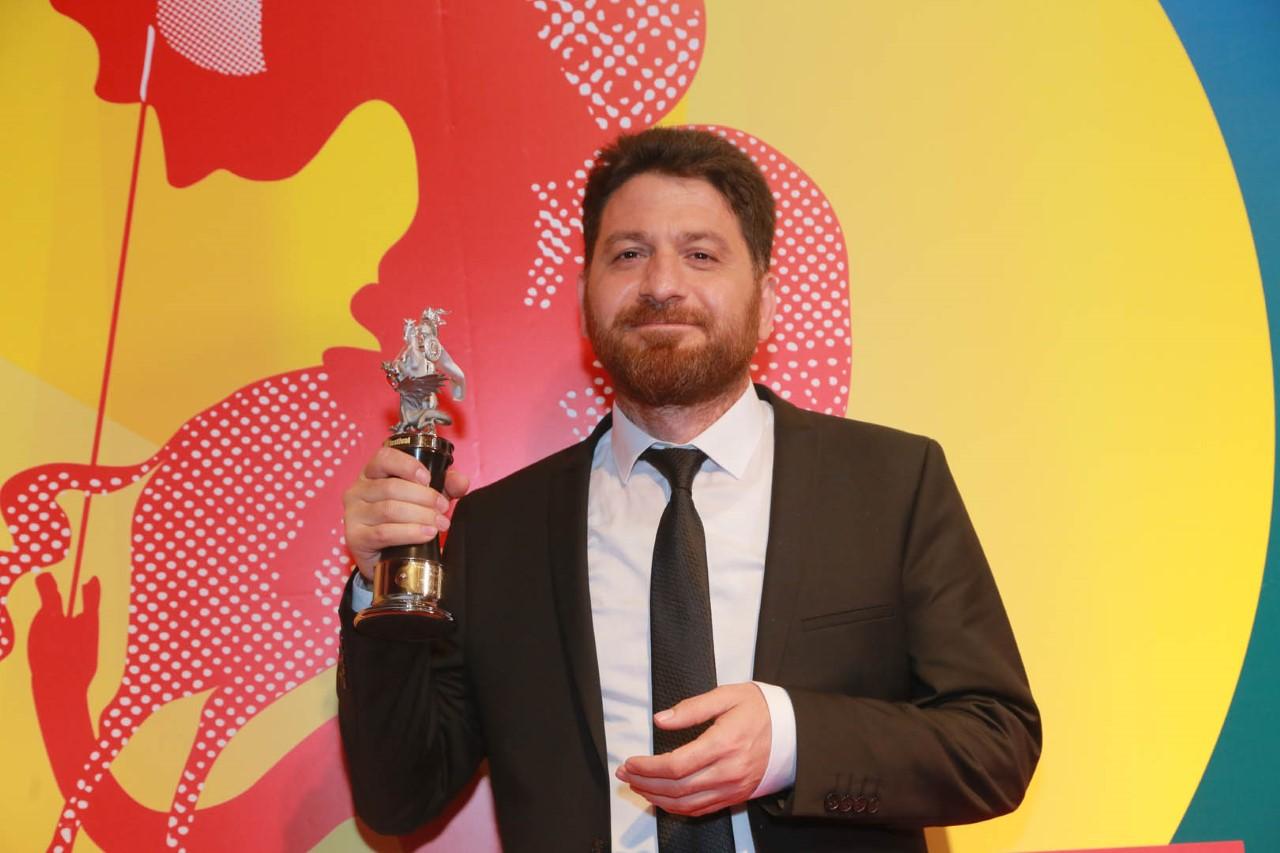 Fikret Reyhan'a Moskova'dan En İyi Yönetmen Ödülü