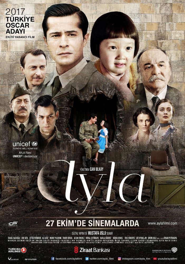 Oscar Yolundaki Ayla'dan Afiş Yayınlandı