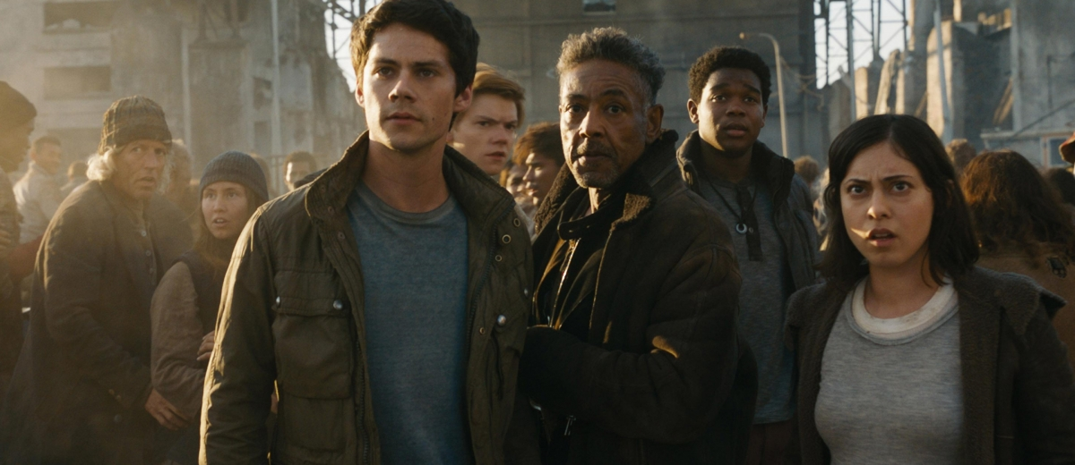 Maze Runner: The Death Cure'den İlk Fragman