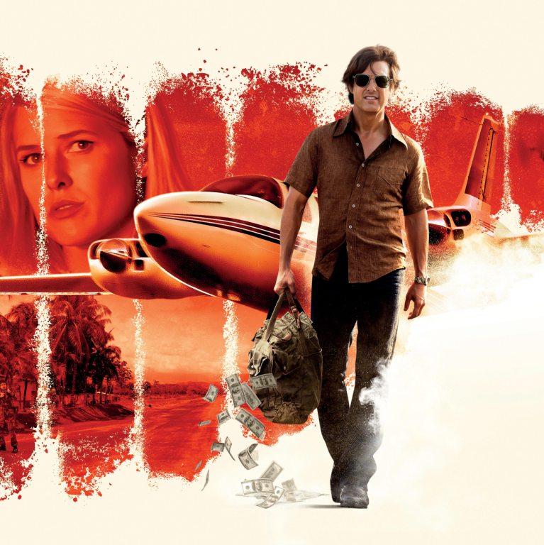 Barry Seal Kaçakçı American Made Pera Sinema