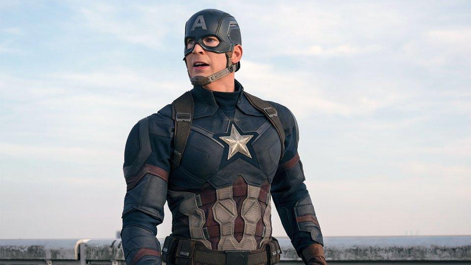 Chris Evans'dan Captain America'ya Veda