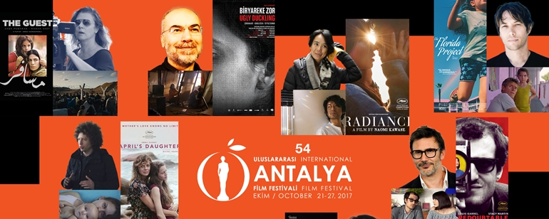 Antalya Film Festivali Resmi Seçkisi Açıklandı