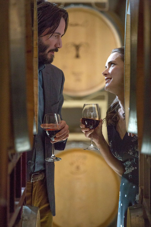 Keanu Reeves ve Winona Ryder'dan Romantik Komedi