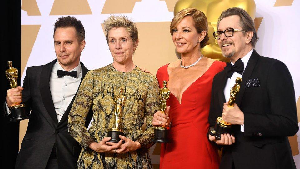 Son Yirmi Yılın Oscar Kazanan Oyuncuları