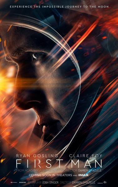 Neil Armstrong Biyografisi First Man'den Fragman
