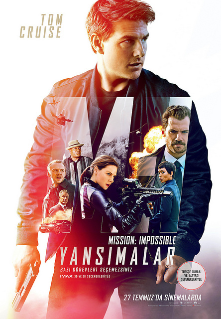 Mission Impossible Yansımalar Mission Impossible Fallout