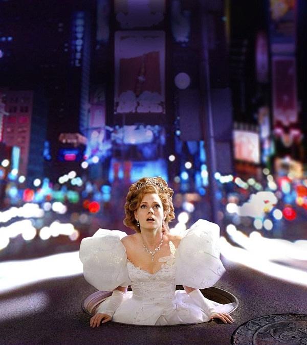 Masal Gibi Film Enchanted Devam Filmiyle Dönüyor - Pera Sinema