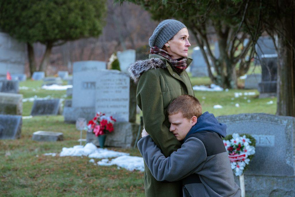 Julia Roberts ve Lucas Hedges'li Ben is Back'den Resmi Fragman Yayınlandı