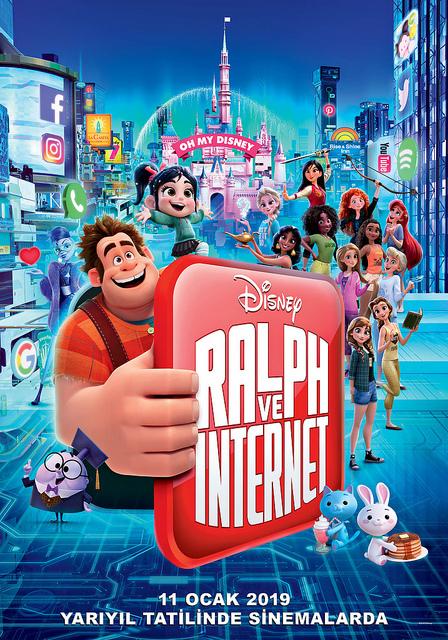 Ralph ve Internet (Ralph Breaks the Internet)