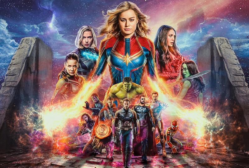 """Gençler """"Avengers: Endgame"""" Dedi"""