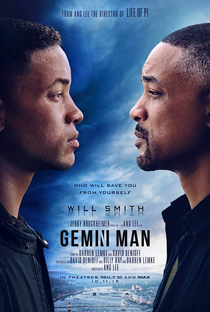 Will Smith'li Ang Lee Filmi Gemini Man'den Fragman