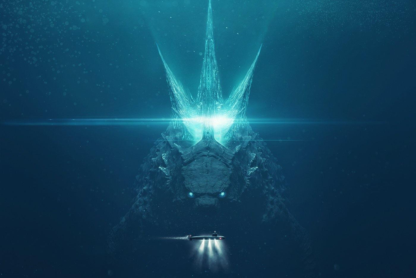 Godzilla: King of the Monsters'dan Vizyon Öncesi Don Fragman