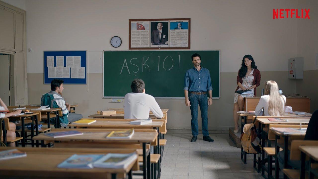 """Netflix'in Üçüncü Türk Dizisi """"Aşk 101"""" Oldu"""