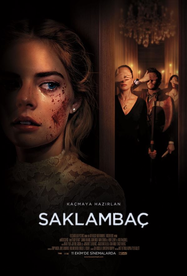 Saklambaç (Ready or Not)