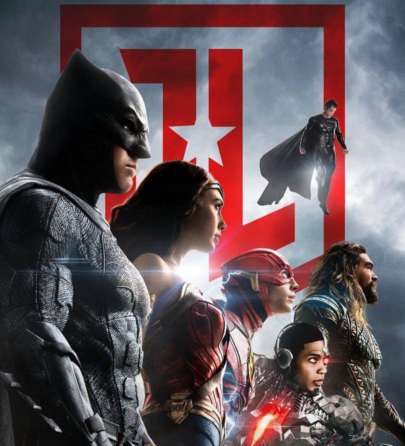 zack snyder s justice league dort bolumluk dizi oldu pera sinema flipboard