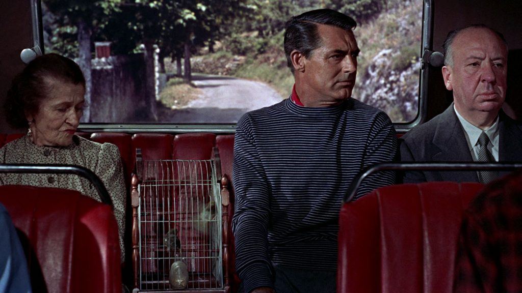 Hitchcock cameos