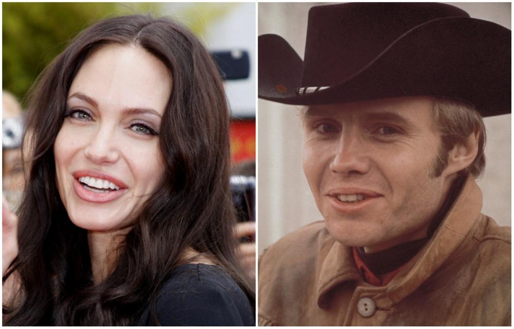 Angelina Jolie ve Jon Voight