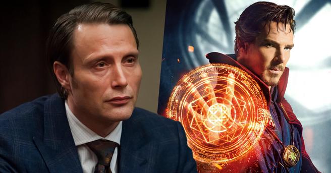 mads mikkelsen doctor strange teases villain